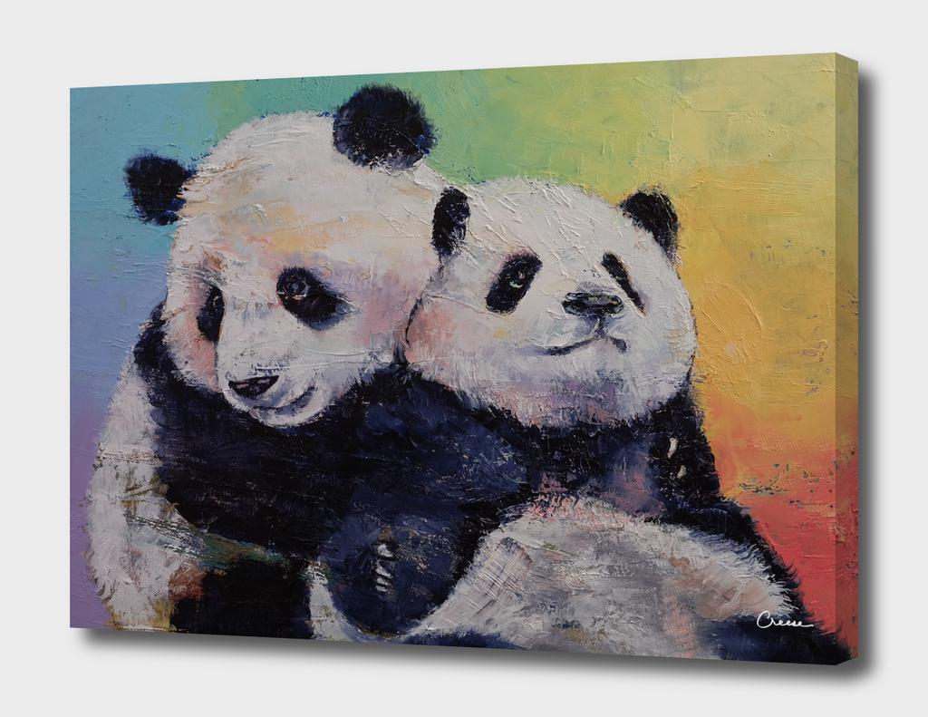 Panda Hugs
