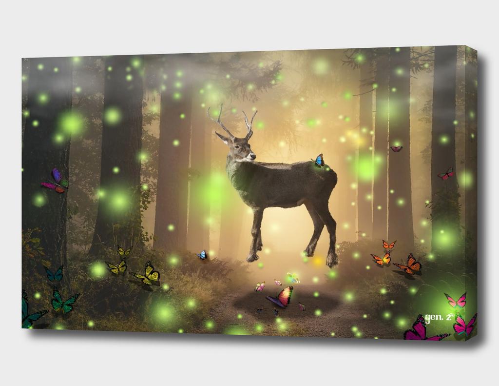 The Magic Deer by GEN Z