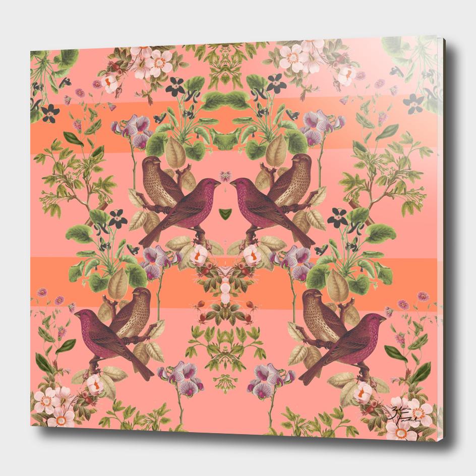 Vintage Botanic (Pink)