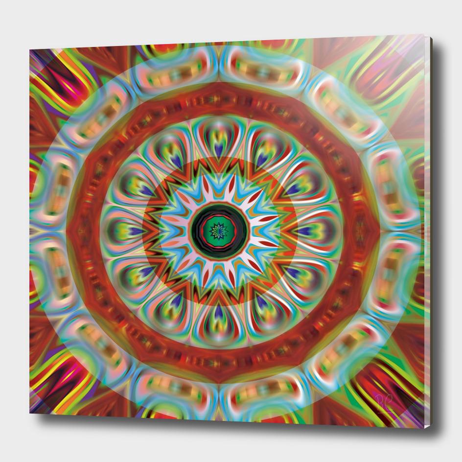 Mandala kaleidoscope