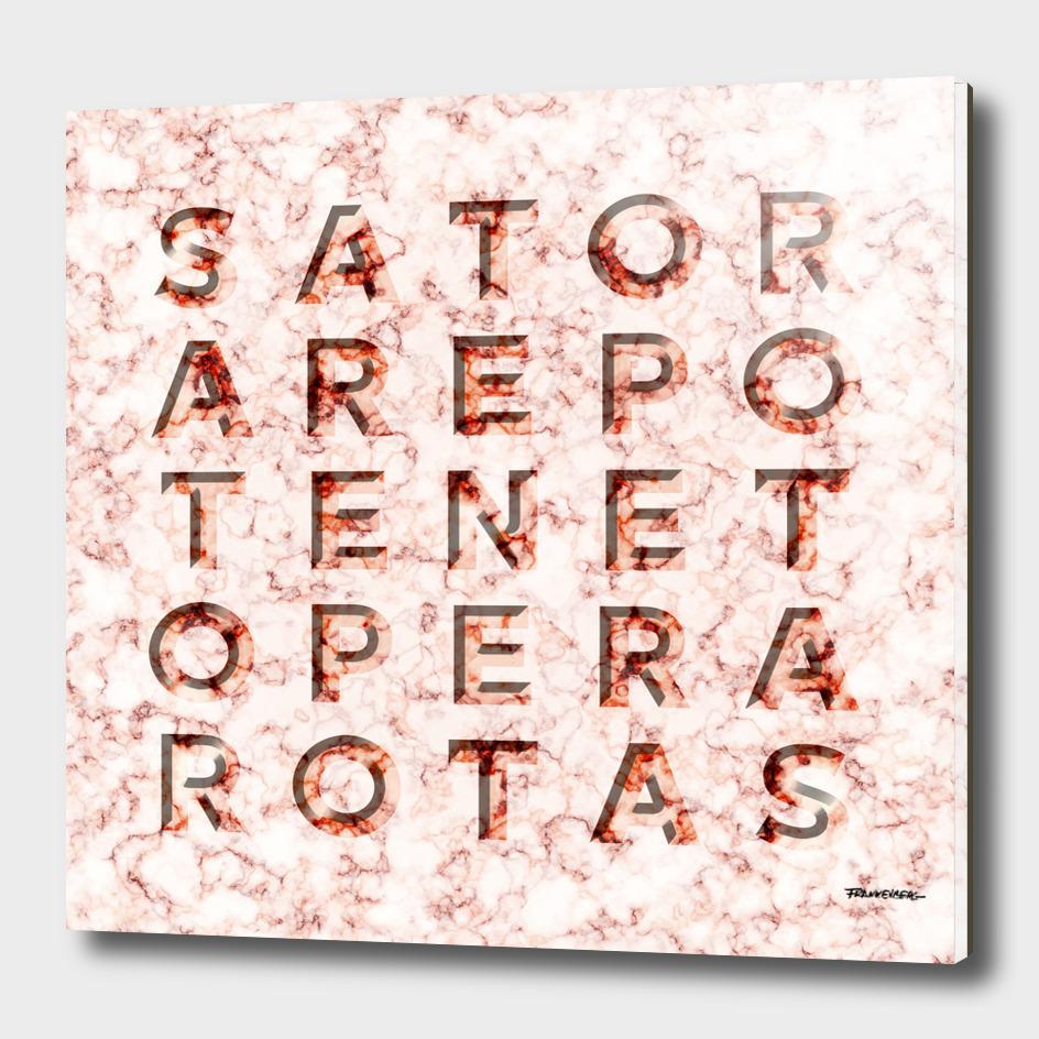 SATOR  AREPO  TENET  OPERA  ROTAS - Magic Spell