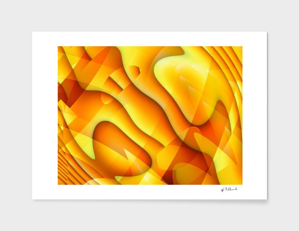 Waves of Sunlight