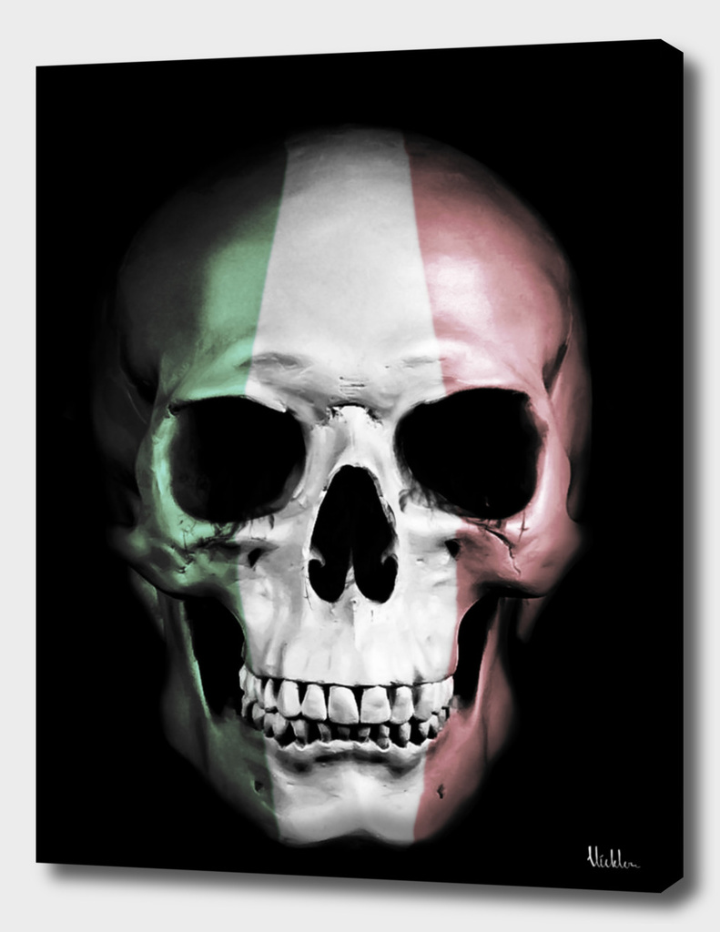 Italian Skull