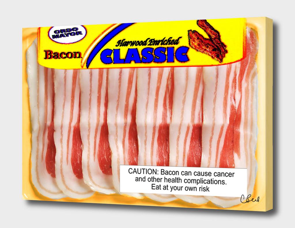 Bacon = Cancer