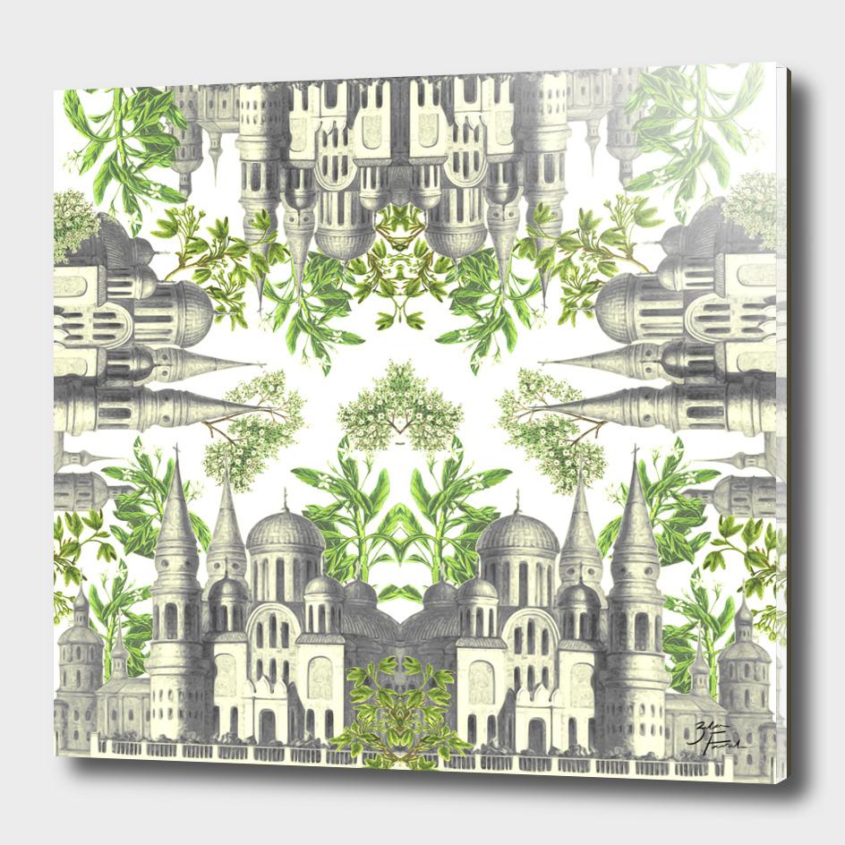 Botanical Castle