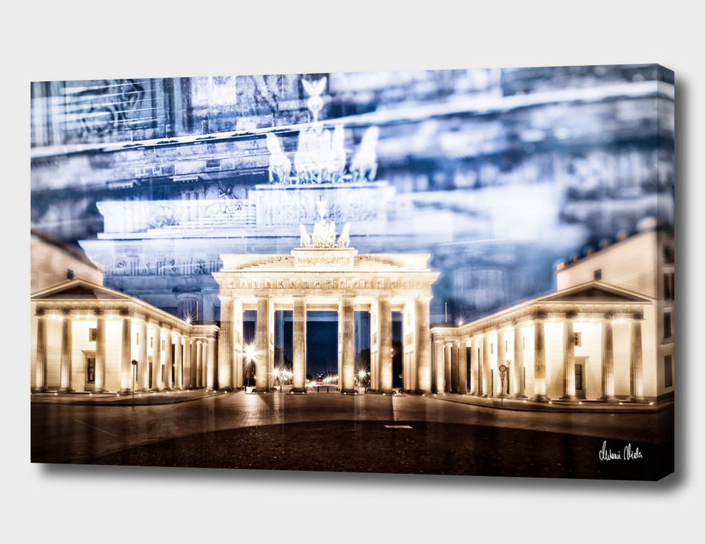 BERLIN Brandenburg Gate | In Detail