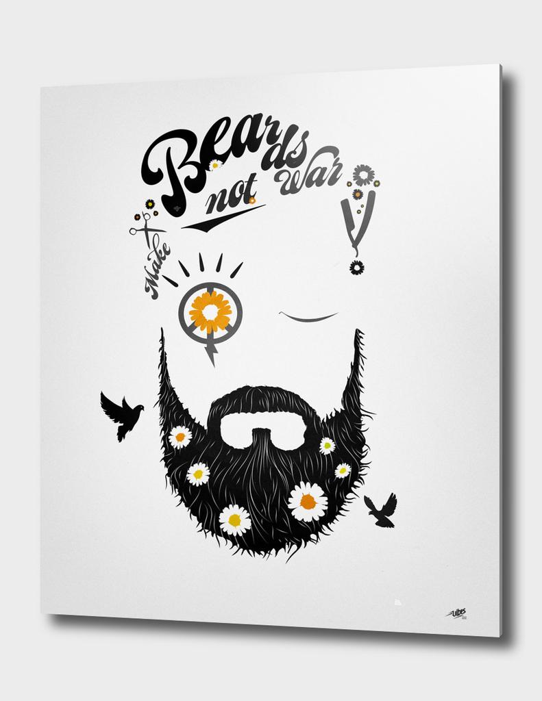 Make Beards not War