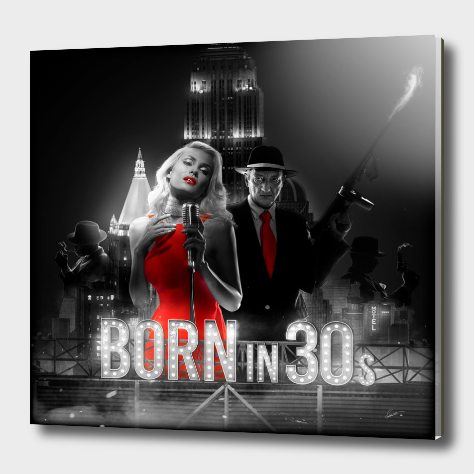 Born in 30's NB version