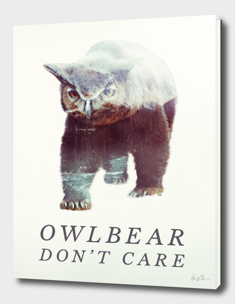 Owlbear Don't Care