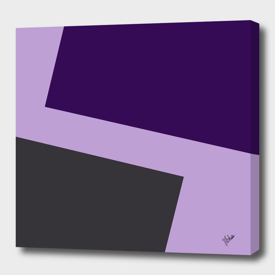 Two ways - gray (purple series)