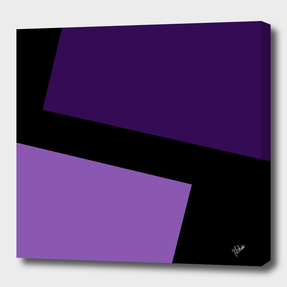 Two ways - black (Purple series)
