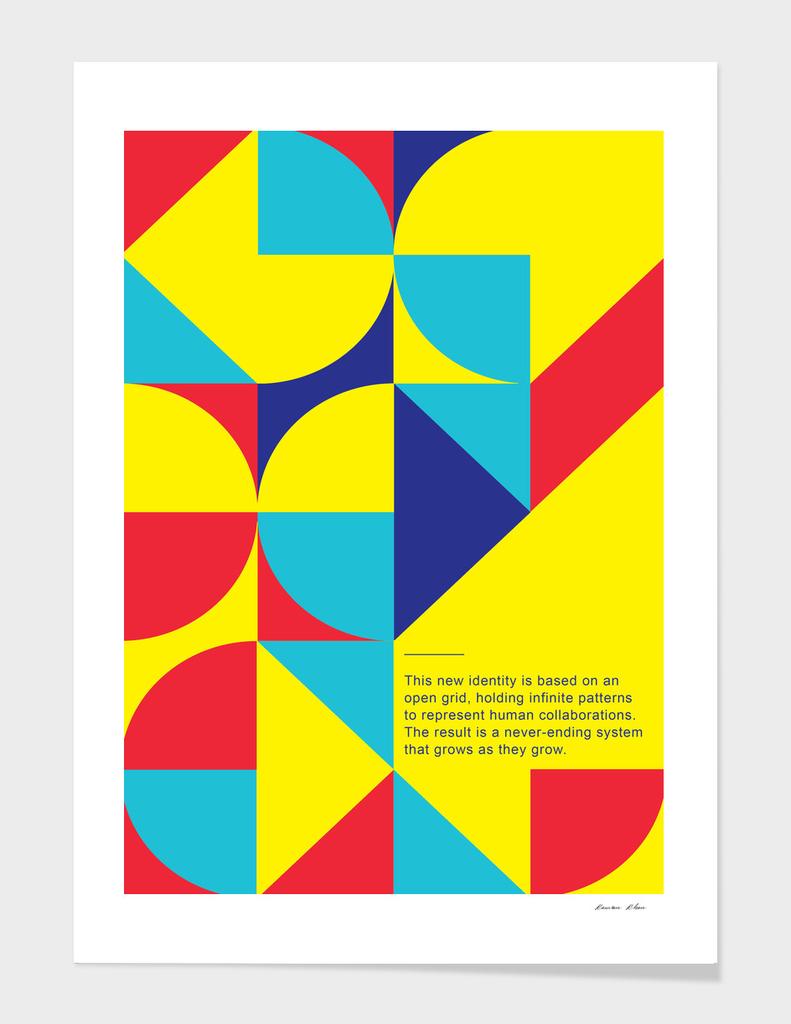 Design shape colours