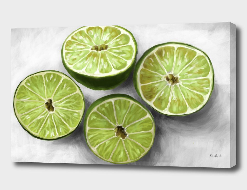 Four half limes