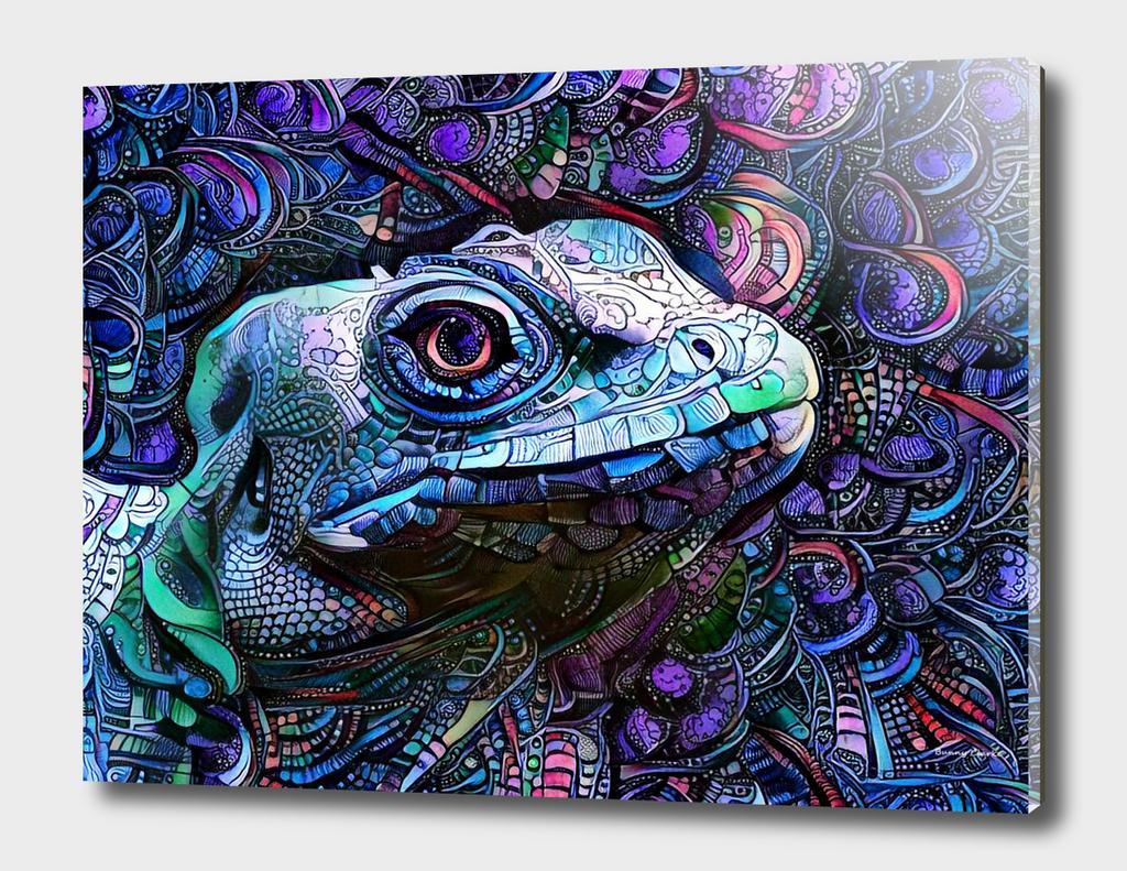 Iguana Come See You