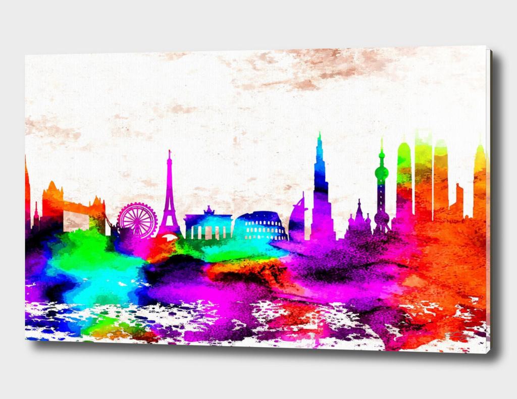 The International Skyline