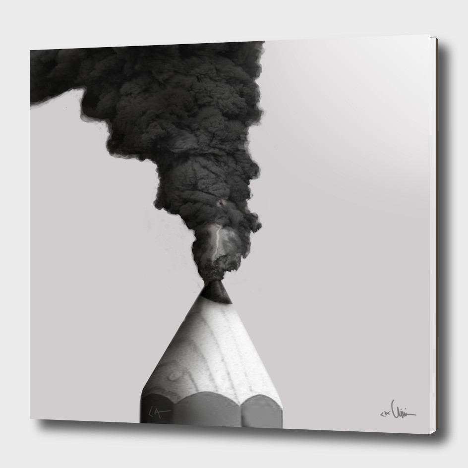 Vulcano Pencil