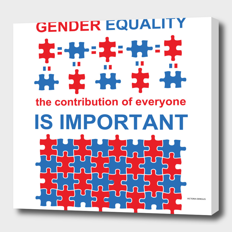 Gender Equality_Art by Victoria Deregus_02