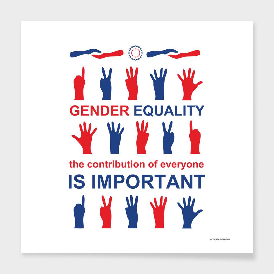 Gender Equality_Art by Victoria Deregus_03