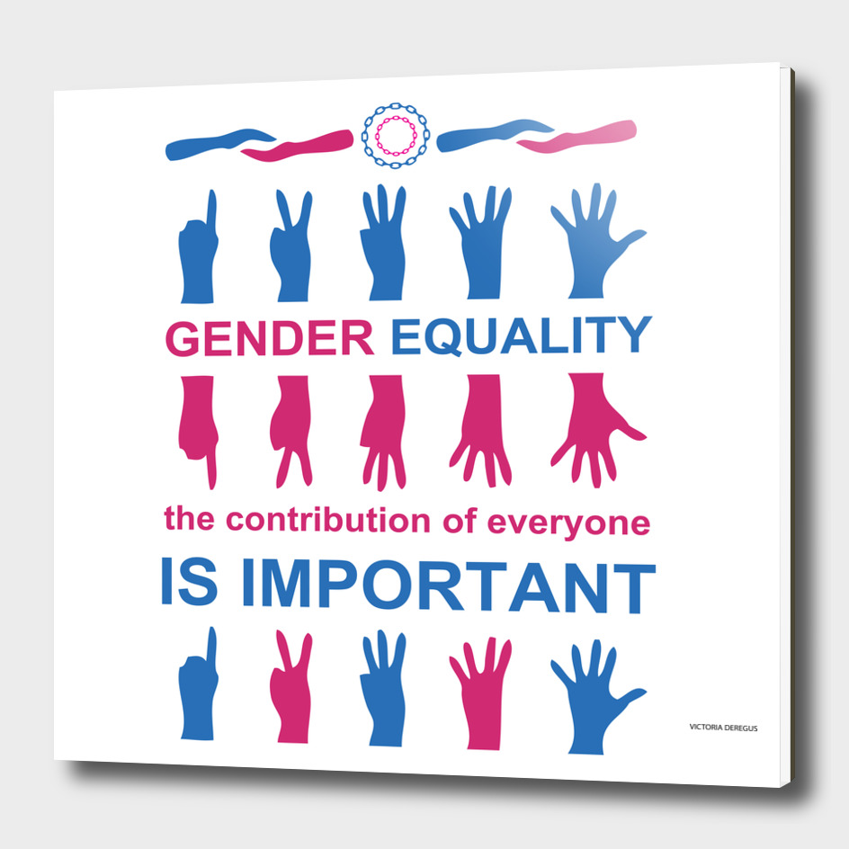 Gender Equality_Art by Victoria Deregus_03