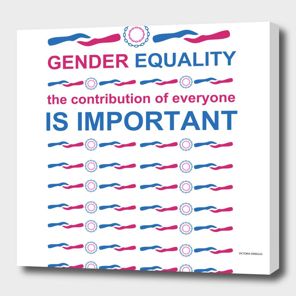 Gender Equality_Art by Victoria Deregus_04