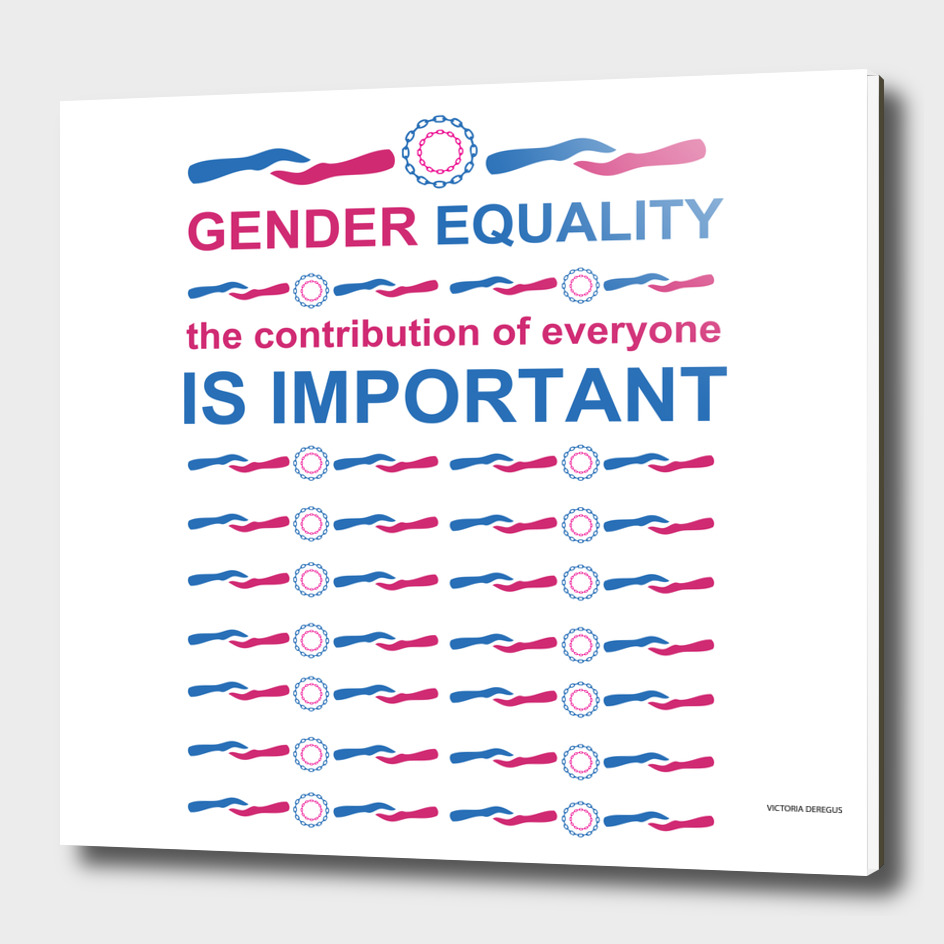 Gender Equality_Art by Victoria Deregus_04