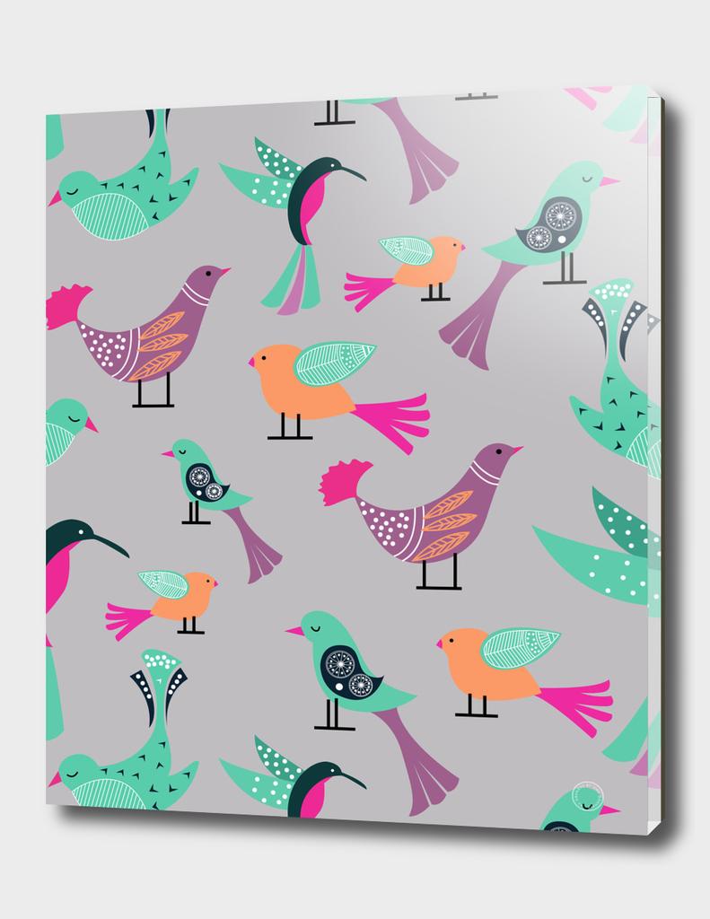 Birds Pattern