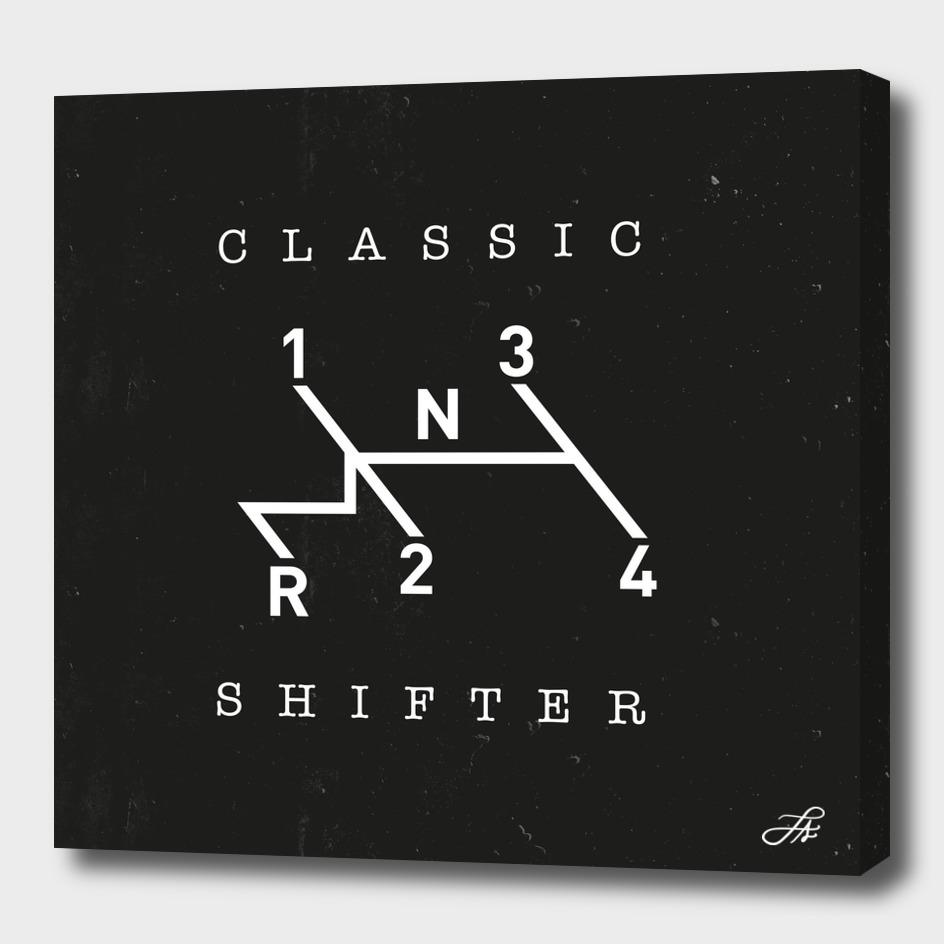 classic shifter