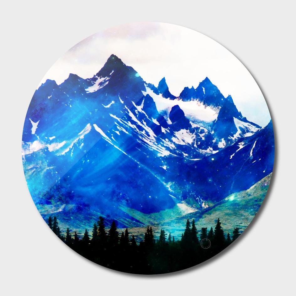 Galaxy Mountain V2