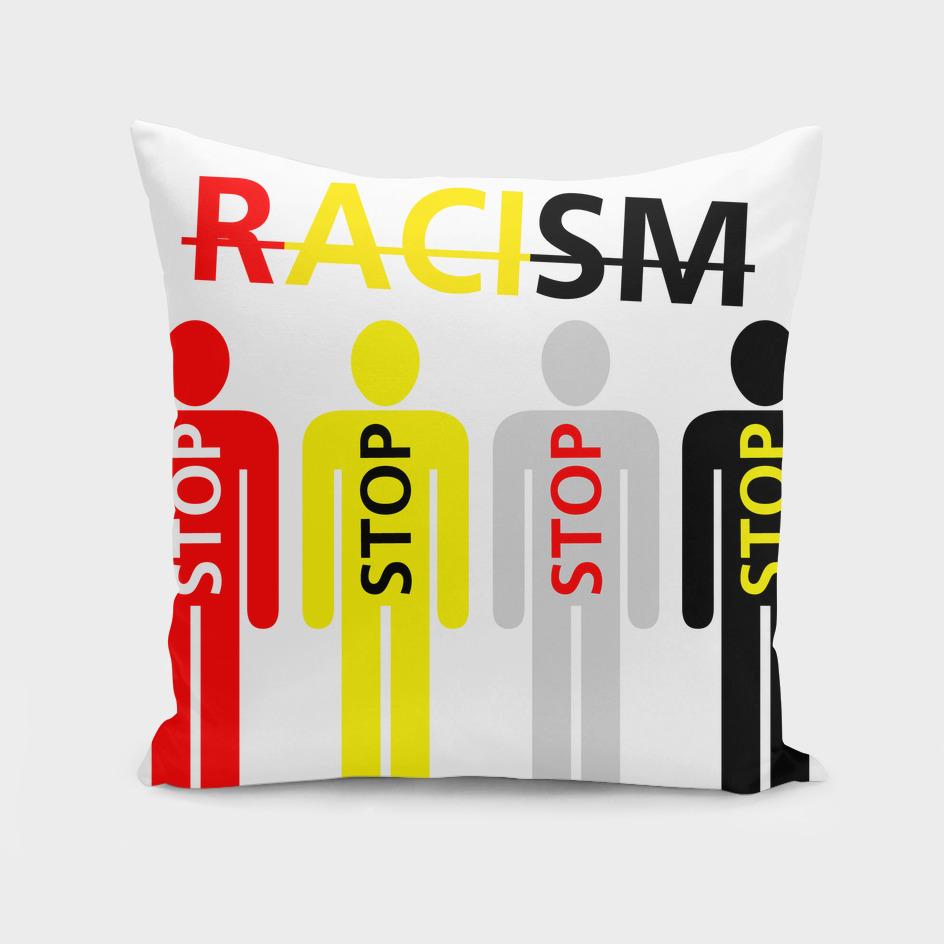 STOP RACISM_ Art by Victoria Deregus_01