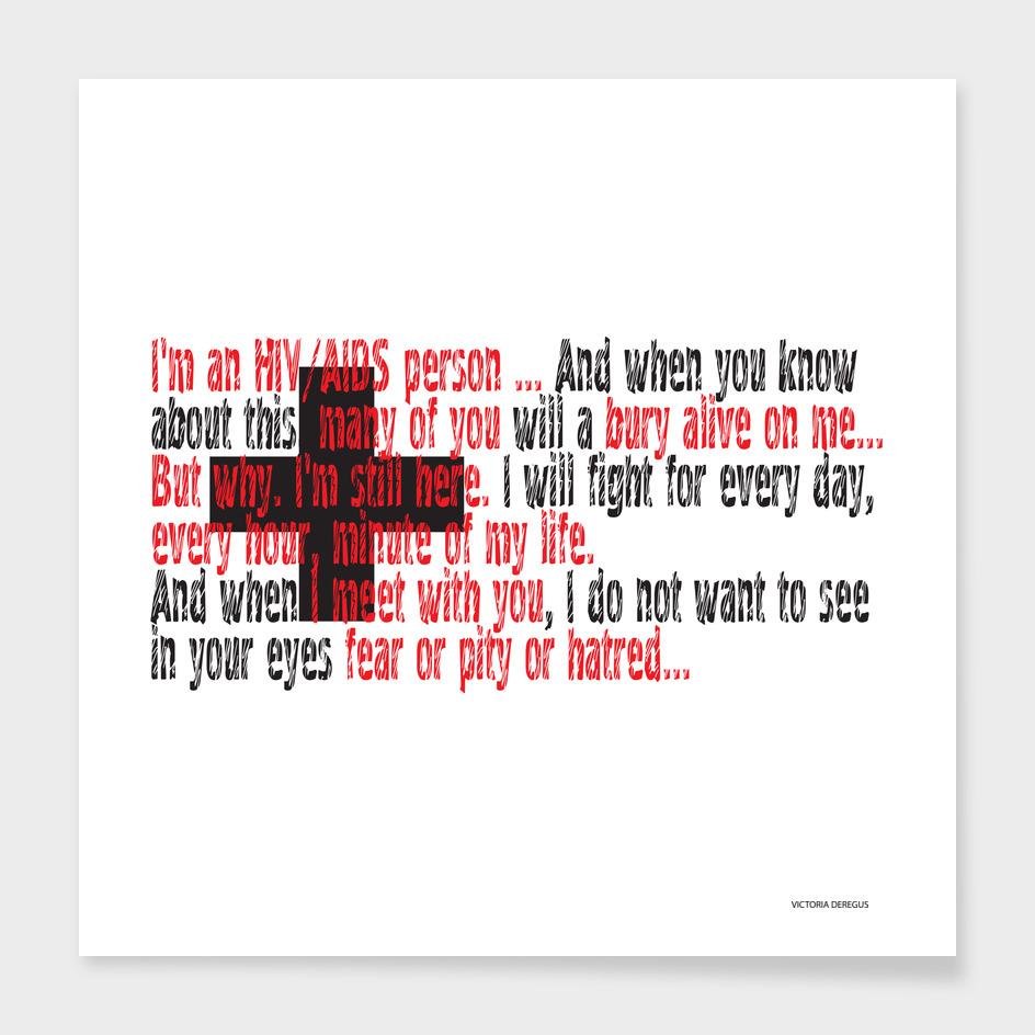 STOP AIDS_ Art by Victoria Deregus_02