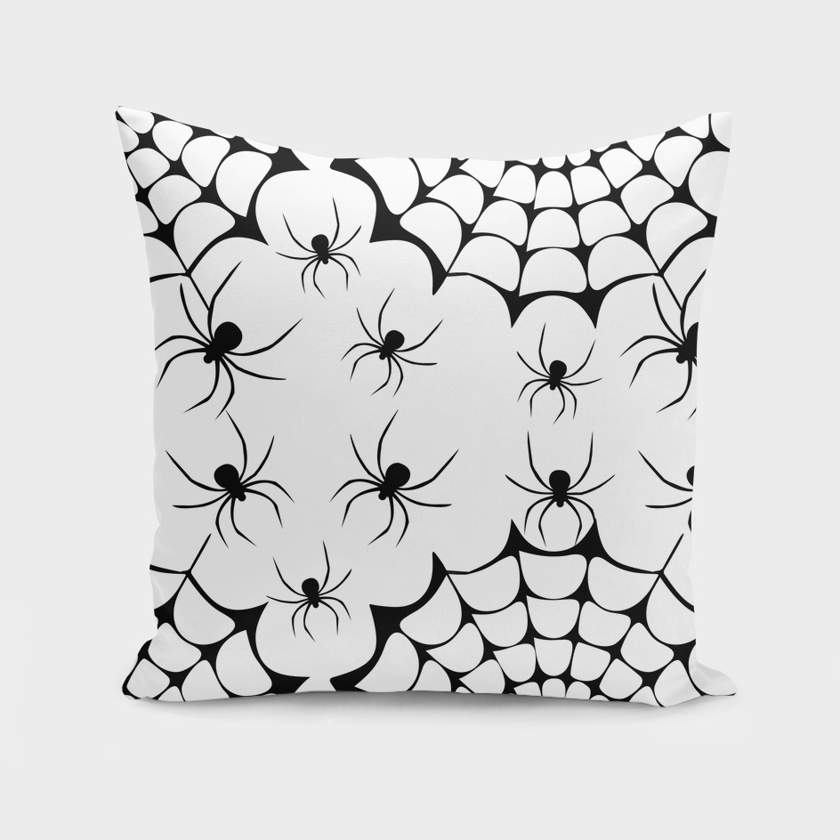 Halloween!!! Spider Lovers_Art by Victoria Deregus_05