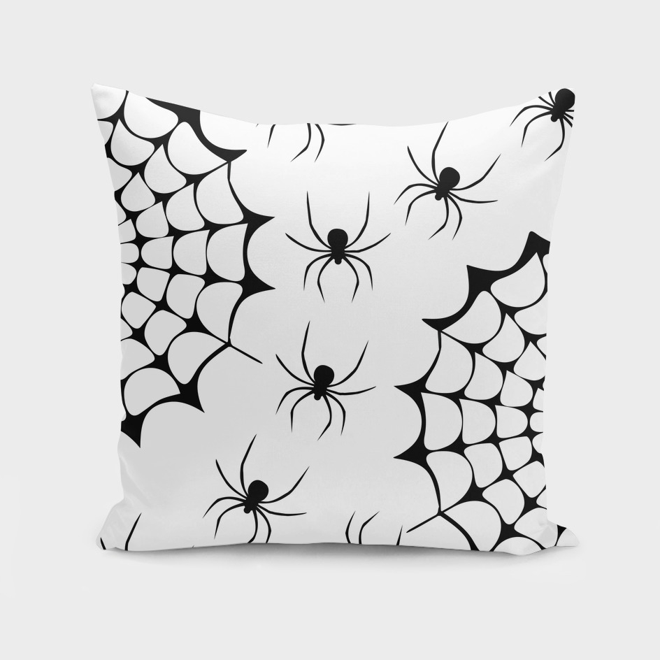 Halloween!!! Spider Lovers_Art by Victoria Deregus_06