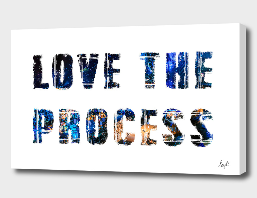 Love the Process