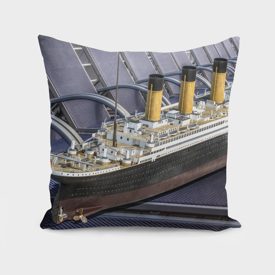 Deck Chairs and The Titanic