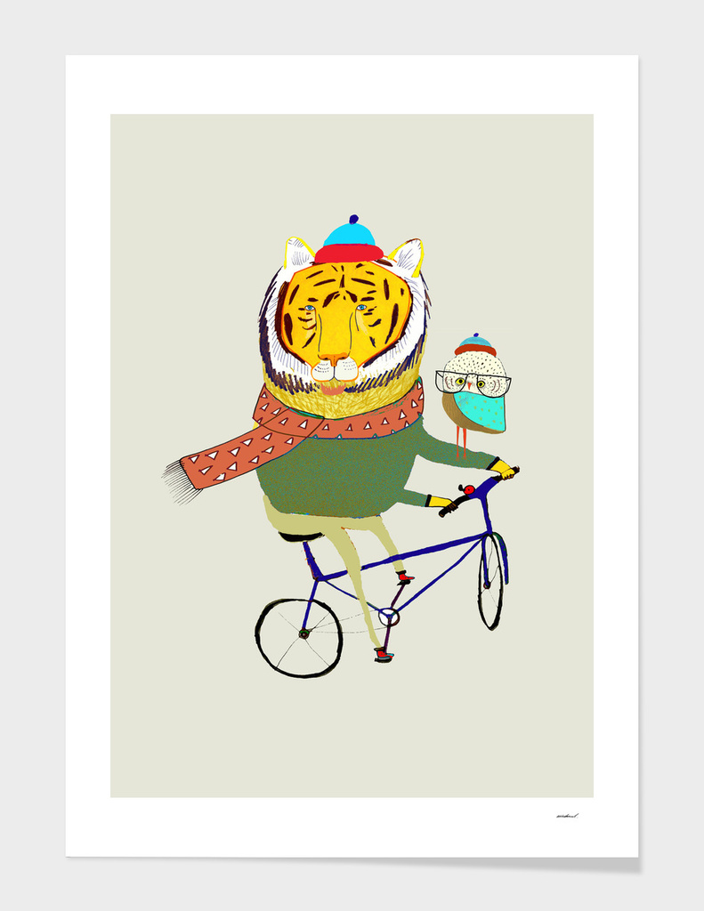 Tiger & Owl Bike