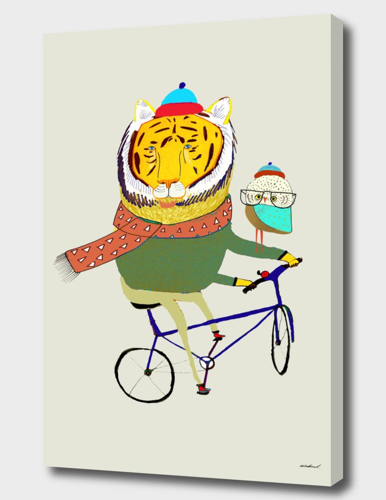 Tiger & Owl Bike