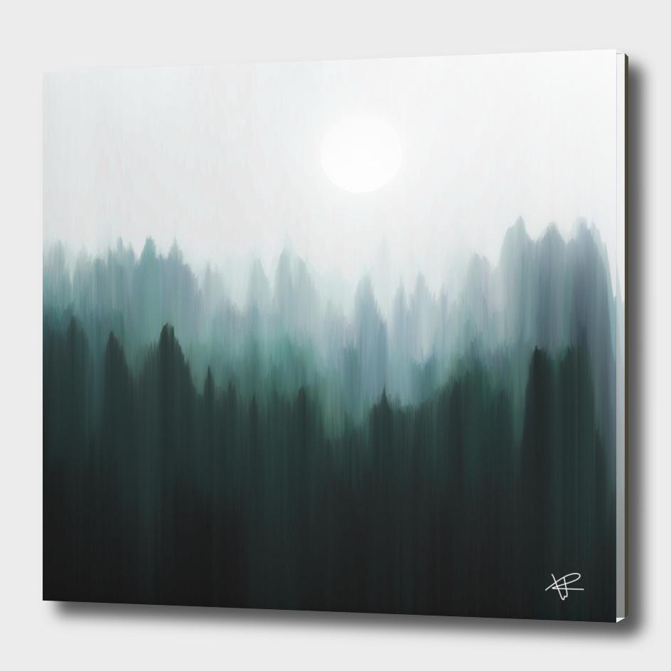 Autumn Fog | Green Edition