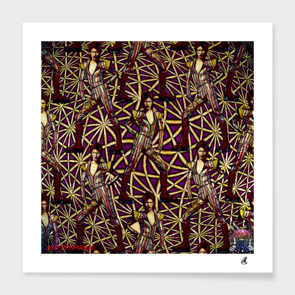 ARTISTMARK | Experimental POP (Bowie Glass)
