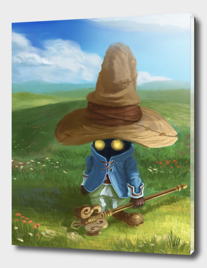 Vivi- Final Fantasy IX