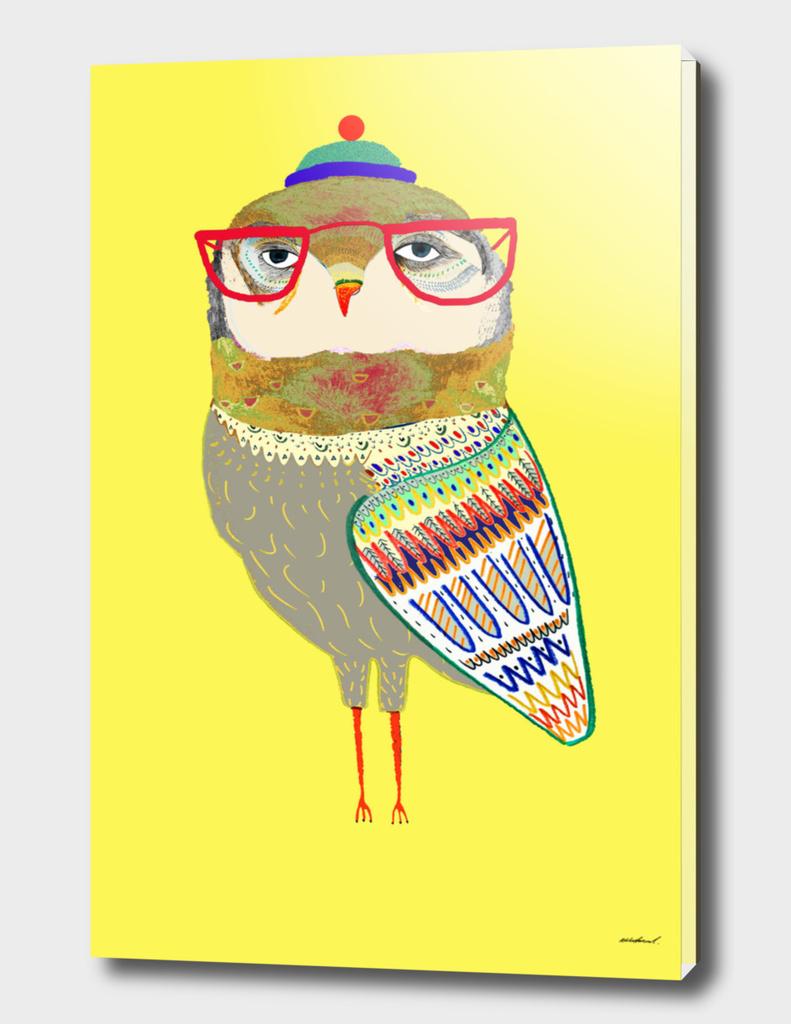 Owl Boss Man