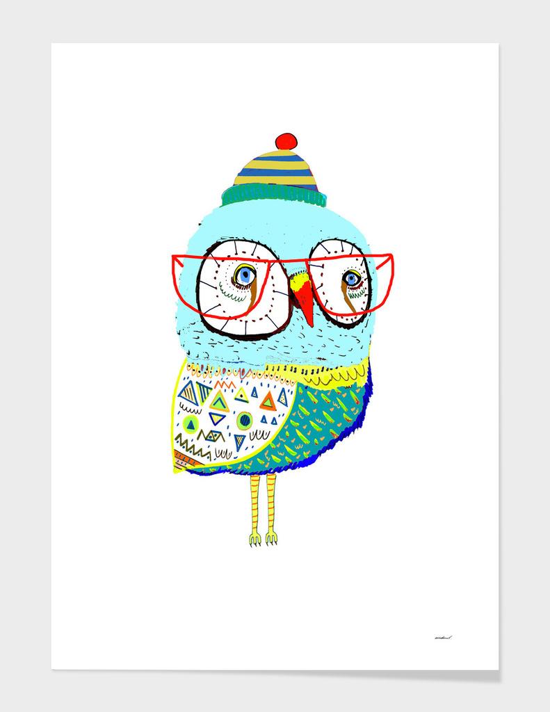 Owl Amazing