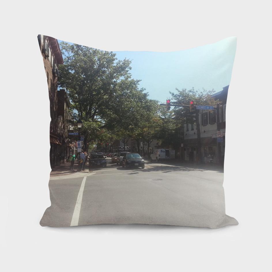 Olde TIme Alexandria Streetlife