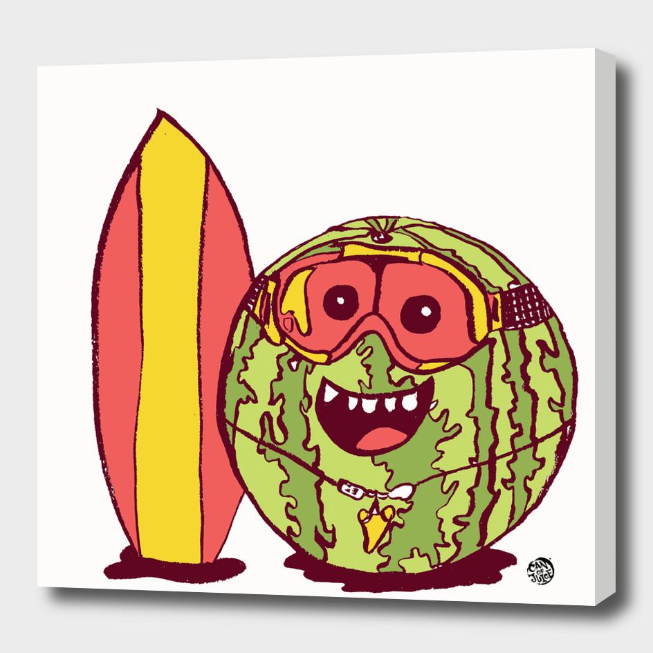 Surfer Melon