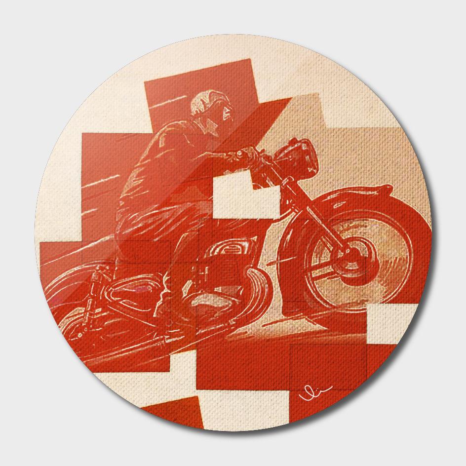 Motorcycle Race II