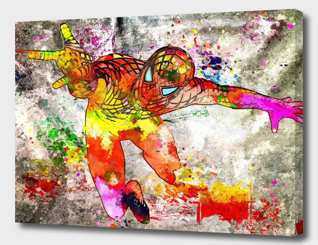 The Amazing Spider-Man Grunge