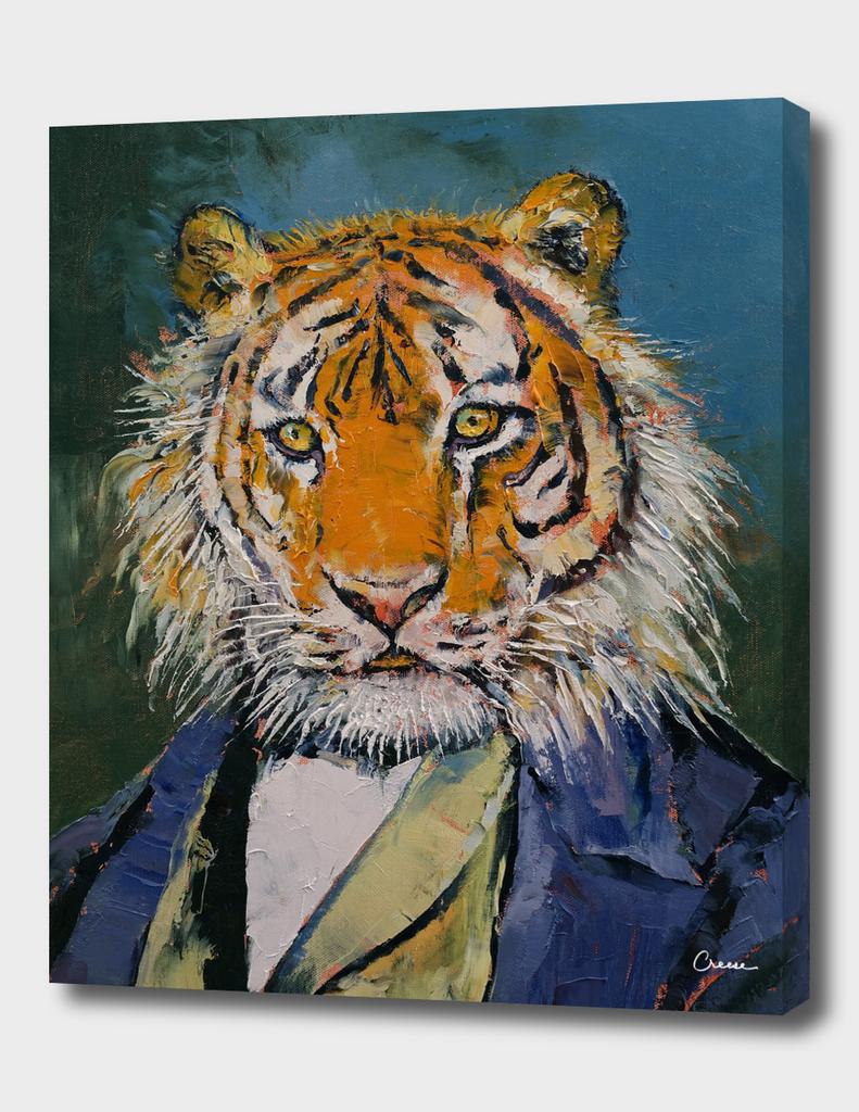 Gentleman Tiger