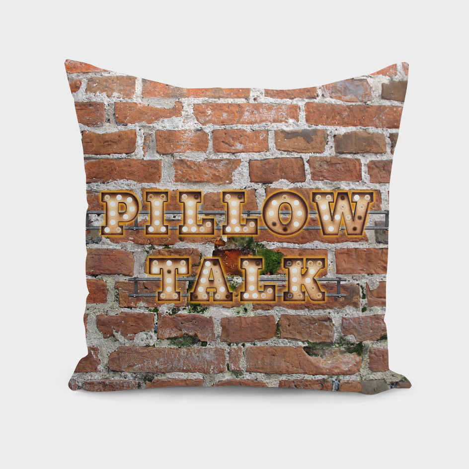 Pillow Talk - Brick