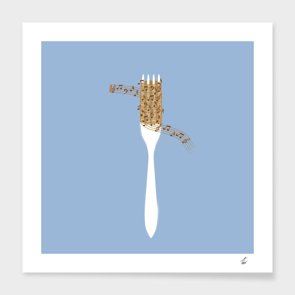 Musical Spaghetti