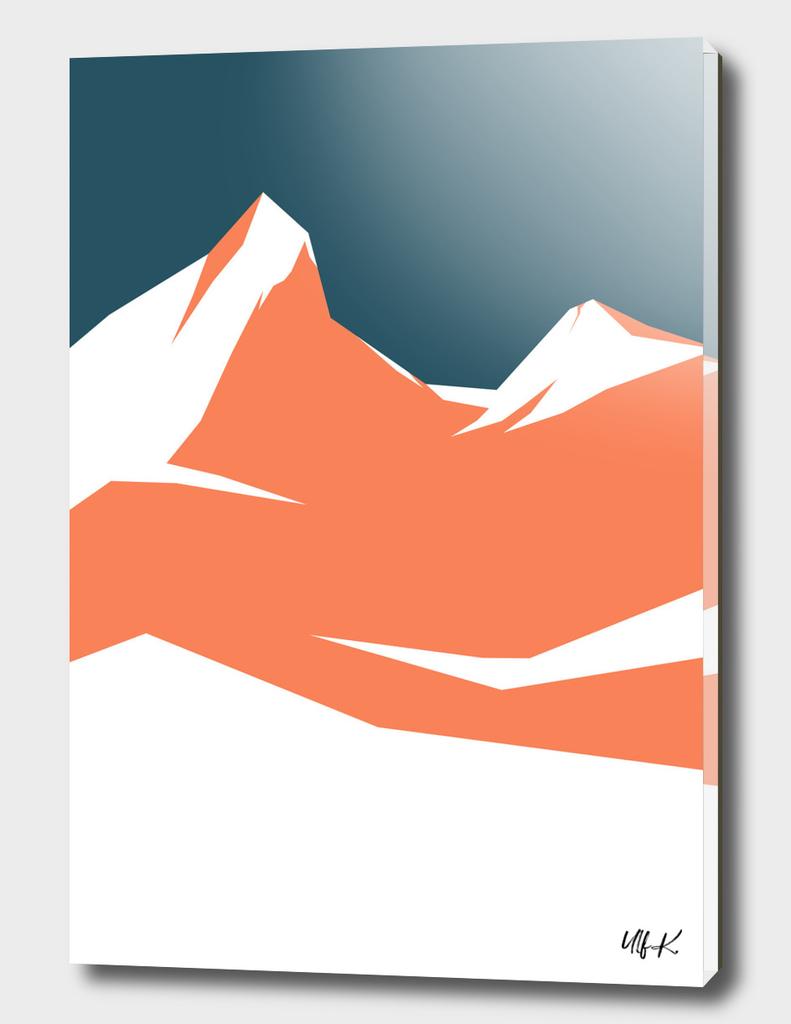 Mountains No2/2