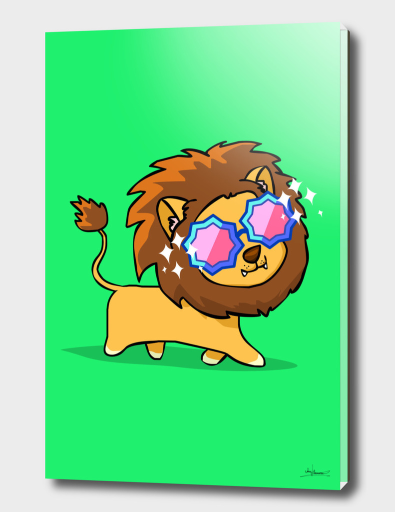 Fabulous Lion